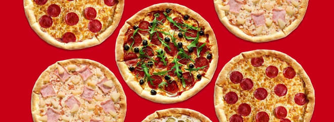 Najlepsza pizza w Łodzi