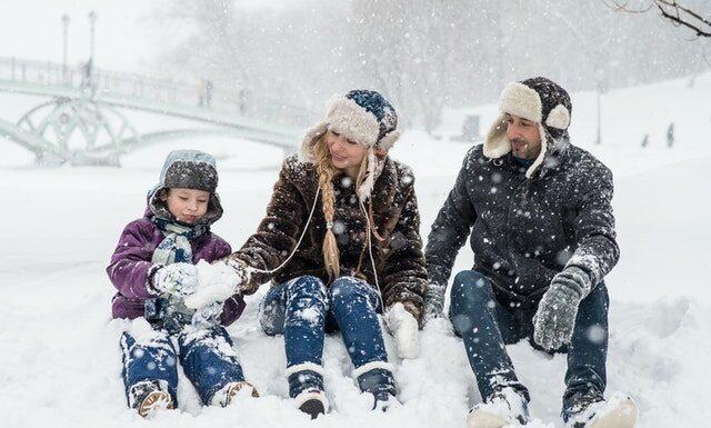 Śniegowce dla chłopca